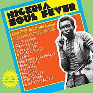 Foto von Nigeria Soul Fever! - 70s Afro Funk, Disco And Boogie
