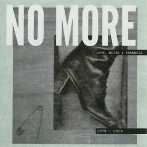 Cover von Love, Noise & Paranoia (1979-2019)