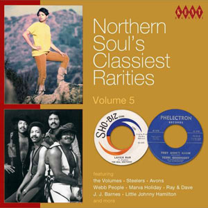 Foto von Northern Soul Classiest Rarities 5