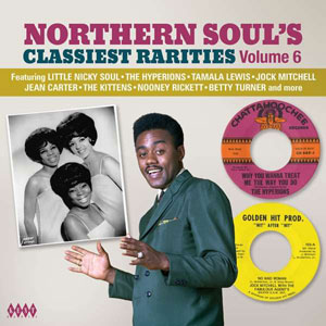 Foto von Northern Soul Classiest Rarities 6