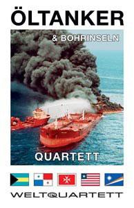 Foto von Öltanker & Bohrinseln