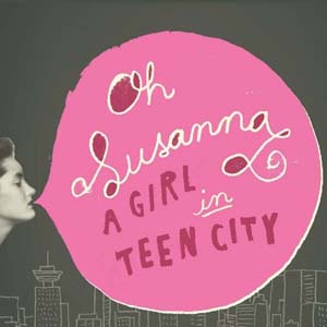 Foto von A Girl In Teen City