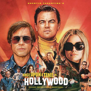 Cover von Quentin Tarantino's Once Upon A Time In Hollywood