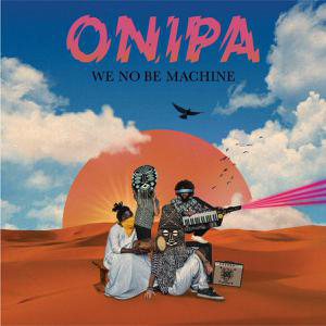 Cover von We Be No Machine