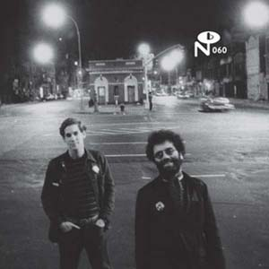 Cover von Ork Records: New York New York (+Buch)