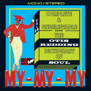 Foto von Complete And Unbelievable ... The Otis Redding Dictionary Of Soul