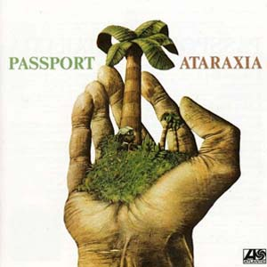 Cover von Ataraxia