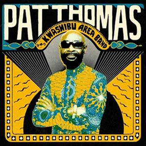 Cover von Pat Thomas & Kwashibu Area Band