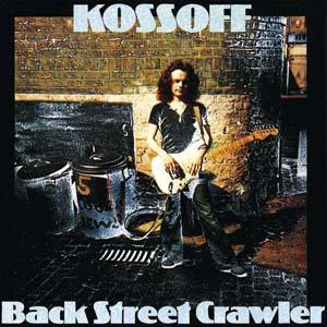 Cover von Back Street Crawler