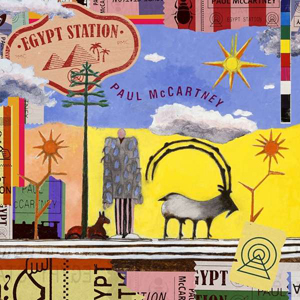 Cover von Egypt Station