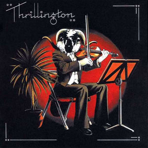 Cover von Thrillington (rem.)
