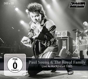 Cover von Live At Rockpalast 1985