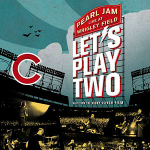 Foto von Let's Play Two: Live At Wrigley Field 2016 (Hardcover Book)