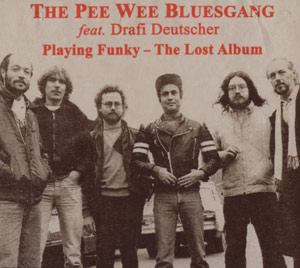 Cover von Playing Funky: The Lost Album