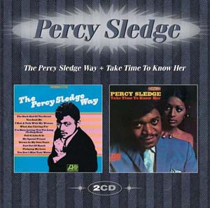 Foto von The Percy Sledge Way & Take Time To Know Her