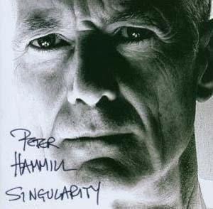 Cover von Singularity