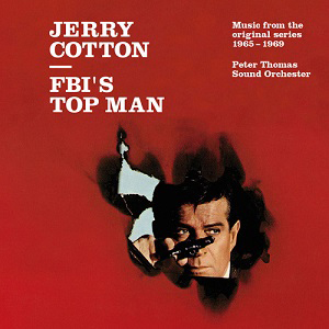 Cover von Jerry Cotton: FBI's Top Man/Music From The Series