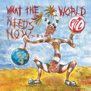 Cover von What The World Needs Now...