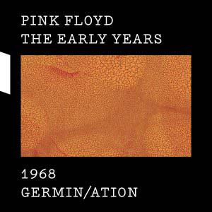 Cover von The Early Years: 1968 Germin/ATION