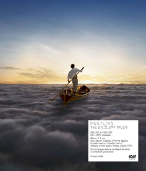Cover von The Endless River (DeLuxe Edition)