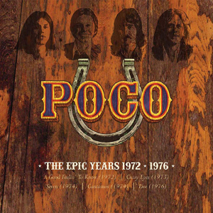 Cover von The Epic Years 1972-1976
