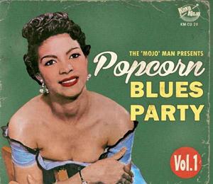 Foto von Popcorn Blues Party Vol. 1