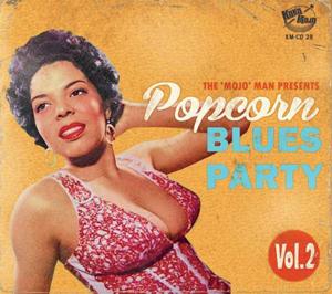 Foto von Popcorn Blues Party Vol. 2