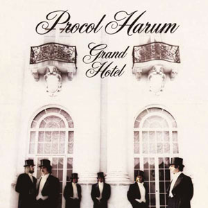 Cover von Grand Hotel (expanded)
