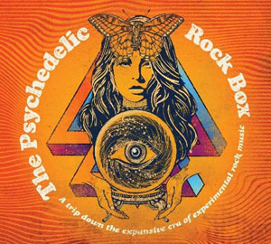Cover von The Psychedelic Rock Box: A Trip Down The Expansive Era Of Experimental Rock Mus