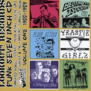 Foto von Punk Seven Inch CD