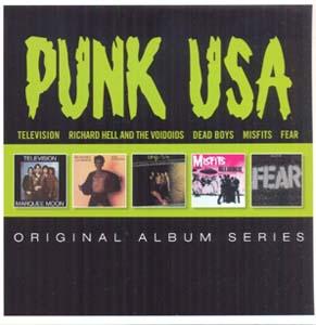 Foto von Punk USA - Original Album Series