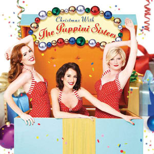 Cover von Christmas With The Puppini Sisters