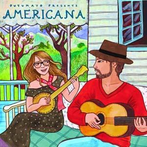 Foto von Putumayo Presents Americana (new version)