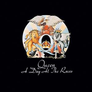 Cover von A Day At The Races (rem.)