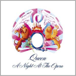 Cover von A Night At The Opera (rem.)