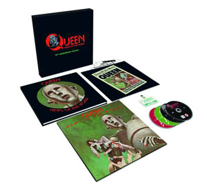 Foto von News Of The World (ltd. 40th Anniversary Super DeLuxe Box)