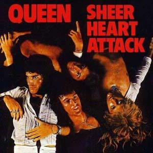 Cover von Sheer Heart Attack (ltd. black vinyl)