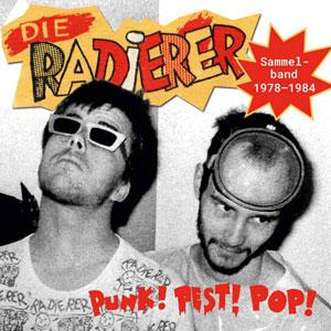 Cover von Punk! Pest! Pop! Sammelband 1978-1984 (ltd.)