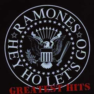 Cover von Greatest Hits: Hey Ho Let's Go