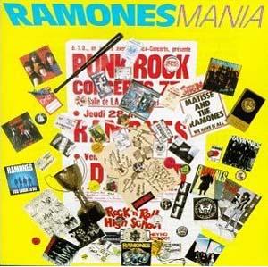 Cover von Ramones Mania