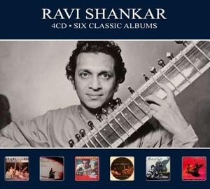 Cover von 6 Classic Albums