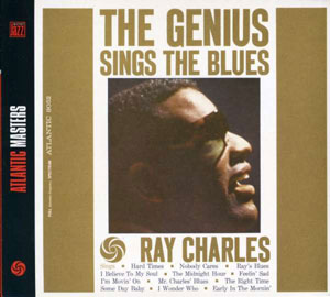 Cover von The Genius Sings The Blues