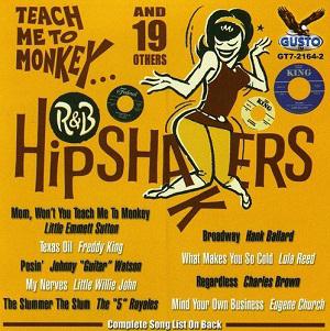 """Foto von R&B Hipshakers (10x7"""") - Teach Me To Monkey"""