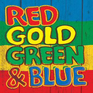 Cover von Red Gold Green & Blue