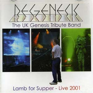 Cover von Lamb For Supper