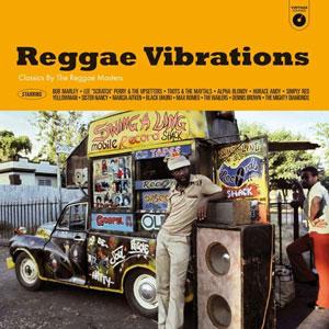 Foto von Reggae Vibrations (180g)