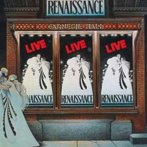 Cover von Live At The Carnegie Hall