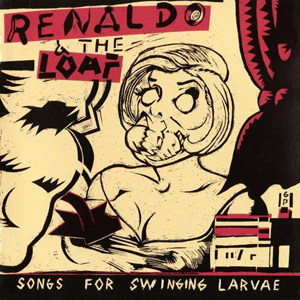 Cover von Songs For Swinging Larvae