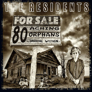 Foto von 80 Aching Orphans: 40 Years Of The Residents