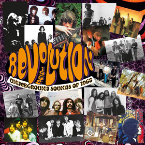 Foto von Revolution 1968: Underground Sounds Of 1968